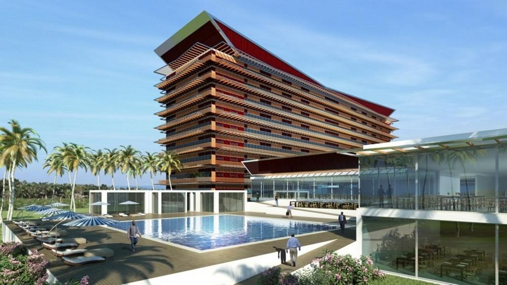 Hotel Soyo-Angola
