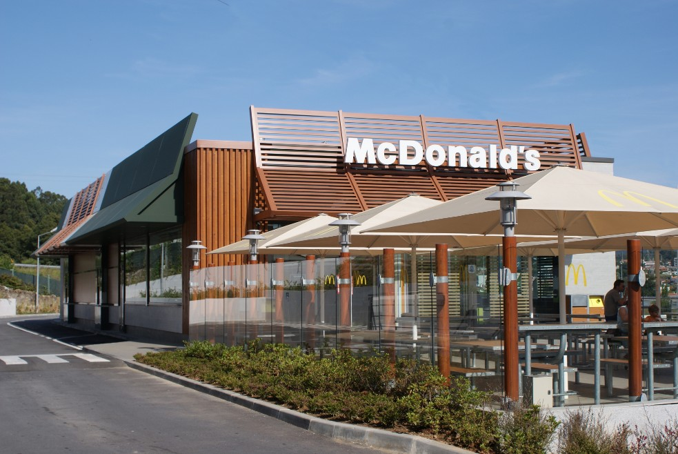 Mcdonald's S. João da Madeira