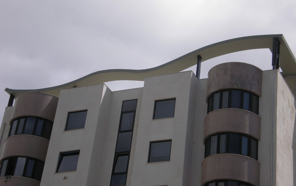 Edifício JM Ramos - Covilhã