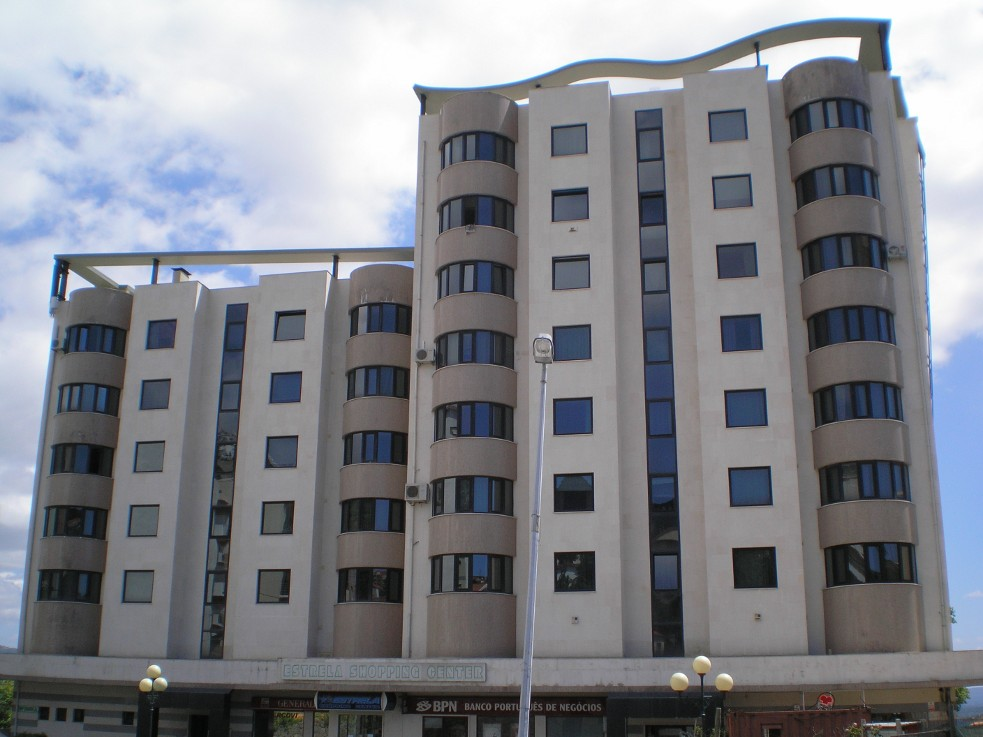 Bâtiment JM Ramos - Covilhã