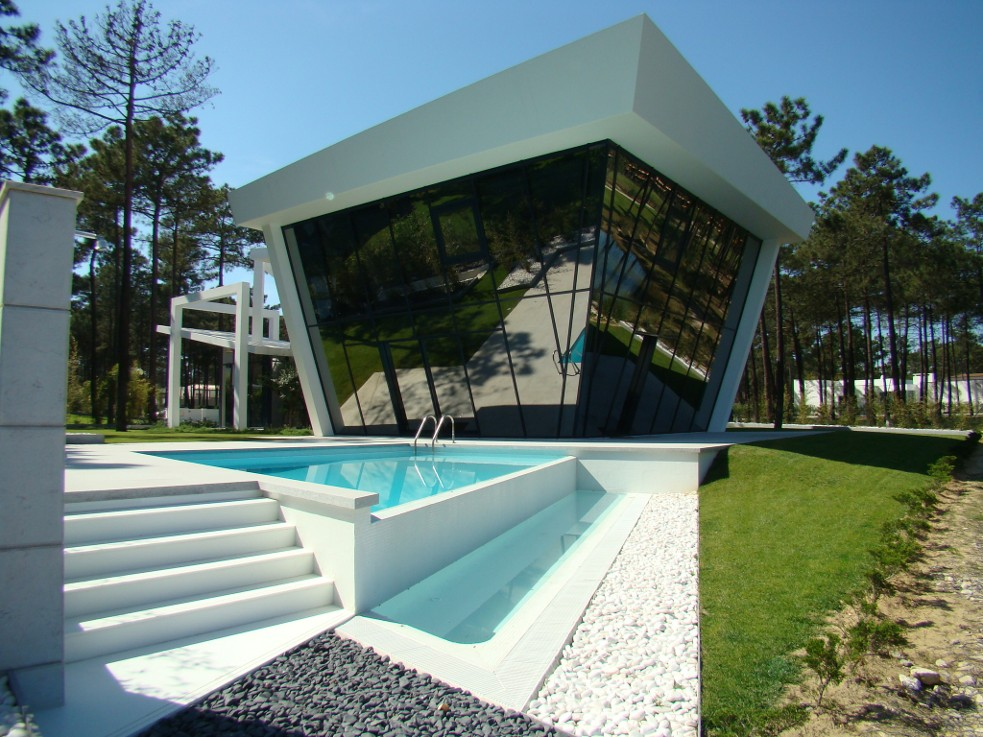 J&A House-Herdade da Aroeira - South of Lisbon