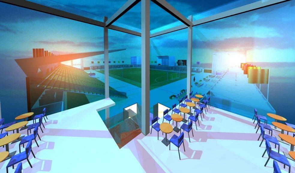 Go Play - Estádio de Futebol Itinerante